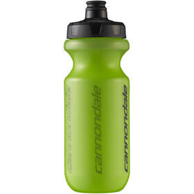 Cannondale Logo Fade Gourde 570 ml, trans green/black